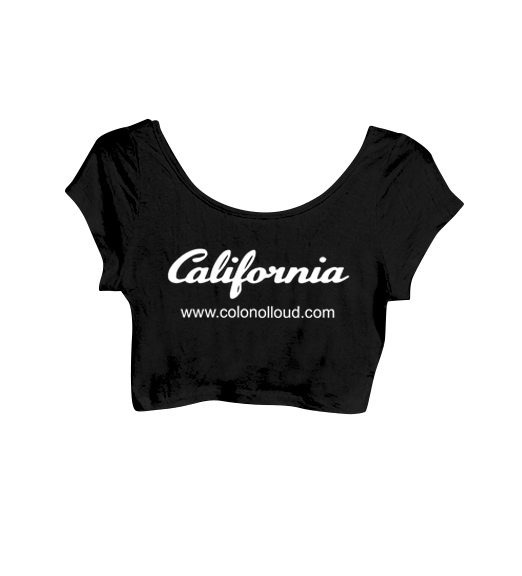 15a83780a09528 Women s Crop Top